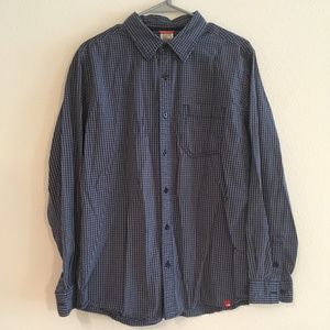 The North Face Plaid Long Sleeve Oxford